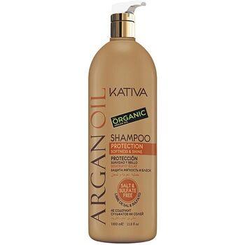 Beauté Femme Shampooings Kativa Argan Oil Shampoo  1000 ml