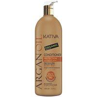 Beauté Femme Soins & Après-shampooing Kativa Argan Oil Conditioner  1000 ml