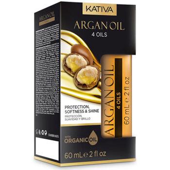 Beauté Femme Soins & Après-shampooing Kativa Argan Oil 4´oils Intensive Hair Oil  60 ml