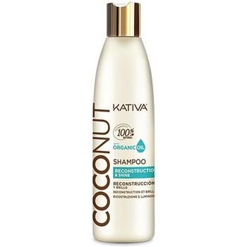 Beauté Femme Shampooings Kativa Coconut Shampoo  250 ml