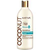 Beauté Femme Shampooings Kativa Coconut Shampoo  500 ml