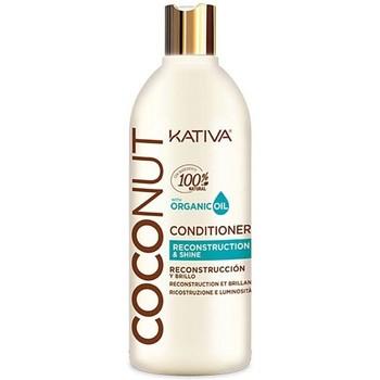 Beauté Femme Soins & Après-shampooing Kativa Coconut Conditioner  500 ml