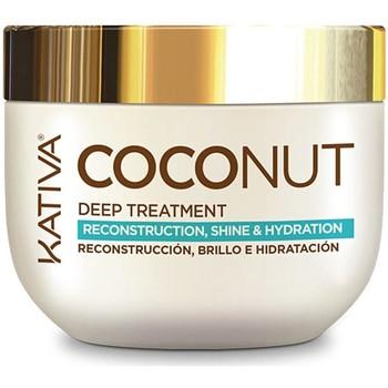 Beauté Femme Soins & Après-shampooing Kativa Coconut Deep Treatment  250 ml