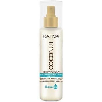 Beauté Femme Shampooings Kativa Coconut Reconstruction Serum Cream  200 ml