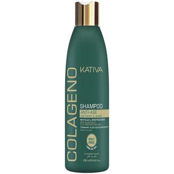 Beauté Femme Shampooings Kativa Colágeno Shampoo  250 ml