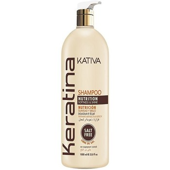 Beauté Femme Soins & Après-shampooing Kativa Keratina Shampoo  1000 ml