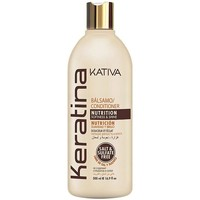 Beauté Femme Soins & Après-shampooing Kativa Keratina Bálsamo Nutrition  500 ml