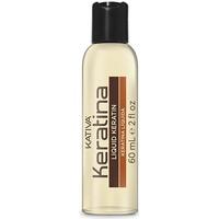 Beauté Femme Soins & Après-shampooing Kativa Keratina Líquida Nutrition  60 ml