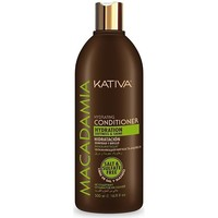 Beauté Femme Soins & Après-shampooing Kativa Macadamia Hydrating Conditioner  500 ml