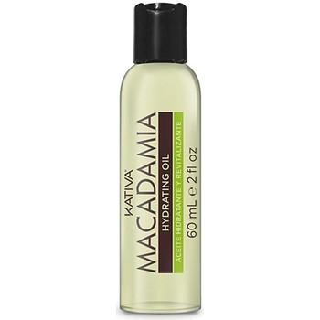 Beauté Femme Shampooings Kativa Macadamia Hydrating Oil  60 ml