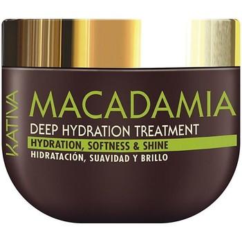 Beauté Femme Hydratants & nourrissants Kativa Macadamia Deep Hydration Treatment 500 Gr 500 g