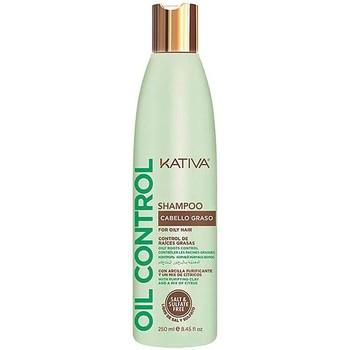 Beauté Femme Shampooings Kativa Oil Control Shampoo  250 ml