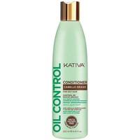 Beauté Femme Soins & Après-shampooing Kativa Oil Control Conditioner  250 ml