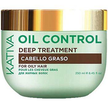 Beauté Femme Shampooings Kativa Oil Control Deep Treatment  250 ml