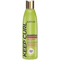 Beauté Femme Shampooings Kativa Keep Curl Shampoo  250 ml
