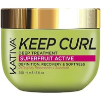 Beauté Femme Soins & Après-shampooing Kativa Keep Curl Deep Treatment