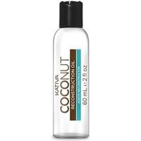 Beauté Shampooings Kativa Coconut Reconstruction & Shine Oil  60 ml