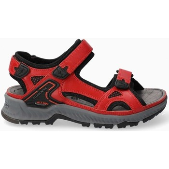 Chaussures Femme Sandales sport Allrounder by Mephisto WESTSIDE ROUGE