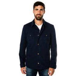 Vêtements Homme Blousons Mcs VESTE CO620 752 MARINE Bleu marine