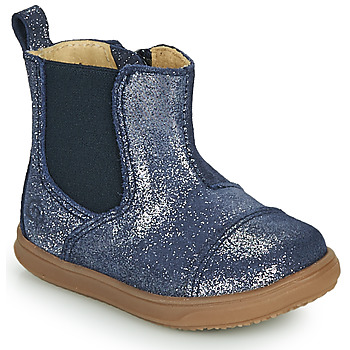 Chaussures Fille Boots Kiwi Saint Tropez FEPOL Marine