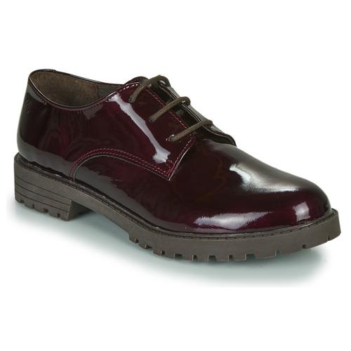 Chaussures Fille Derbies Citrouille et Compagnie NALIME Bordeaux