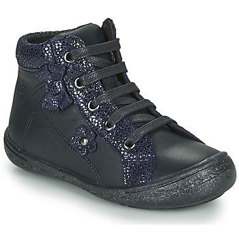 Chaussures Fille Baskets montantes Citrouille et Compagnie NASTO Marine
