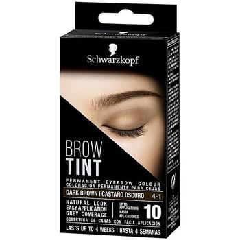 Beauté Femme Maquillage Sourcils Schwarzkopf Brow Tint Tinte Cejas 4-1-castaño Oscuro 1 u