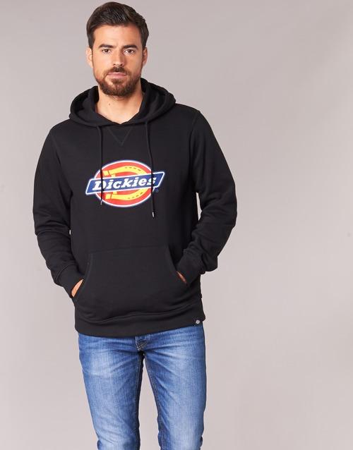 Vêtements Homme Sweats Dickies SAN ANTONIO Noir