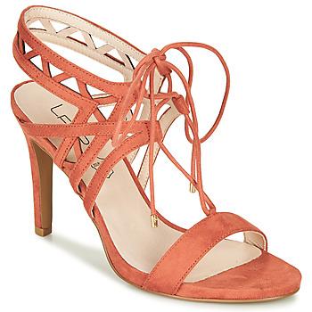 Chaussures Femme Sandales et Nu-pieds Les Petites Bombes MACHA Corail