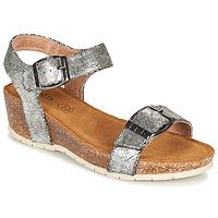 Chaussures Femme Sandales et Nu-pieds Les Petites Bombes NARCISS Argenté