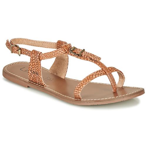 Chaussures Femme Sandales et Nu-pieds Voir toutes nos exclusivitéses ZHOEF Camel
