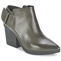Chaussures Femme Low boots Vic REVEBE Gris