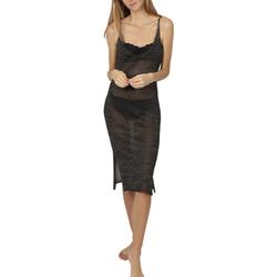 Vêtements Femme Robes courtes Admas Robe de plage Night Summer noir Noir