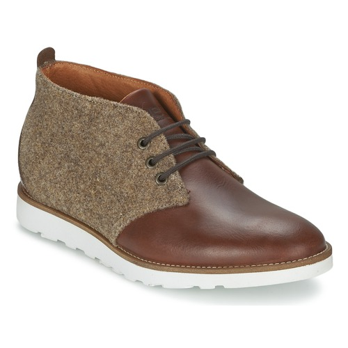 Bottines / Boots Wesc DESERT BOOT Marron 350x350