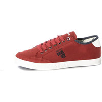 Chaussures Homme Baskets mode Chaussures Redskins RIGEL ROUGE Rouge