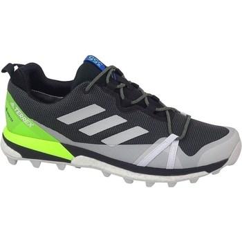Chaussures Homme Randonnée adidas Originals Terrex Skychaser LT Gtx Graphite,Vert clair,Gris