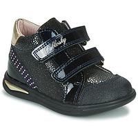 Chaussures Fille Baskets montantes Pablosky 87529 Marine