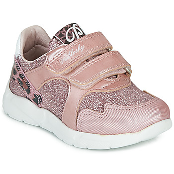Chaussures Fille Baskets basses Pablosky 285279 Rose