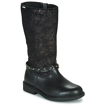 Chaussures Fille Bottes ville Pablosky 488012 Noir