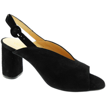 Chaussures Femme Sandales et Nu-pieds Soffice Sogno SOSO20150ne nero