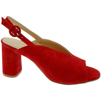 Chaussures Femme Sandales et Nu-pieds Soffice Sogno SOSO20150ro rosso