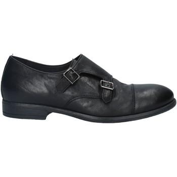 Chaussures Homme Mocassins Antica Cuoieria 20783 mocassin homme NOIR NOIR