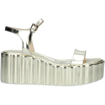 Chaussures Femme Sandales et Nu-pieds Strategia W20 PLATINE