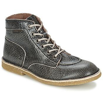 Bottines / Boots Kickers KICKLEGEND Noir brillant 350x350