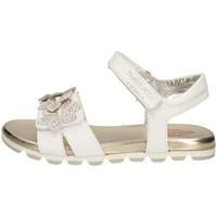 Chaussures Fille Sandales et Nu-pieds Balducci BS1484 Blanc