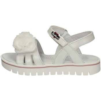 Chaussures Fille Sandales et Nu-pieds Balducci SELF1884 Blanc