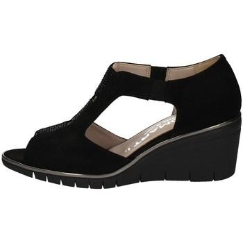 Chaussures Femme Sandales et Nu-pieds Comart 4D3352 Noir