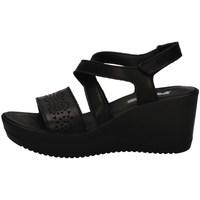 Chaussures Femme Sandales et Nu-pieds Imac 508420 NOIR