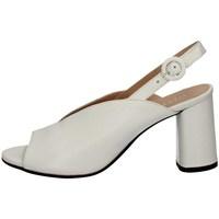 Chaussures Femme Sandales et Nu-pieds Soffice Sogno E20150T BLANC