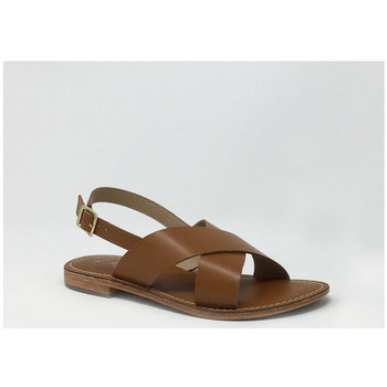 Chaussures Femme Sandales et Nu-pieds L'atelier Tropezien TAN Marron